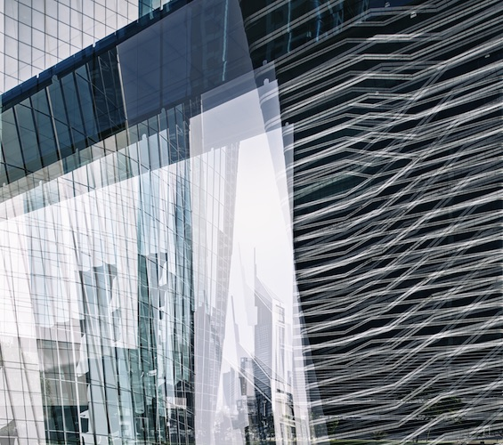 Sandra Sachsenhauser Mehrfachbelichtung Dubai