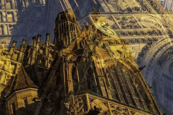 Kirche Nürnberg Hauptmarkt