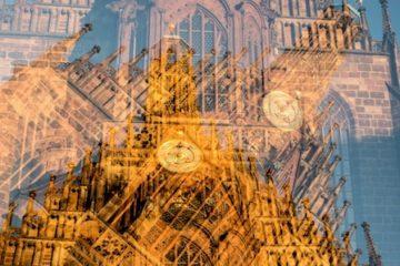 Fotokunst Limitiert Mehrfachbelichtung