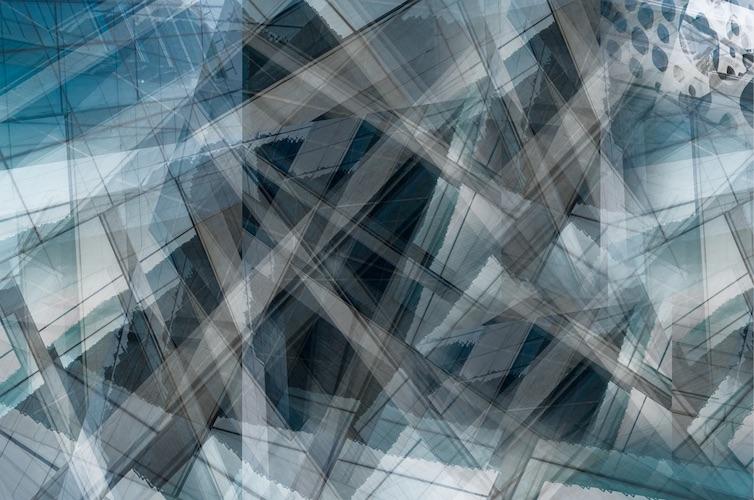Abstrakte Kunst Sandra Sachsenhauser